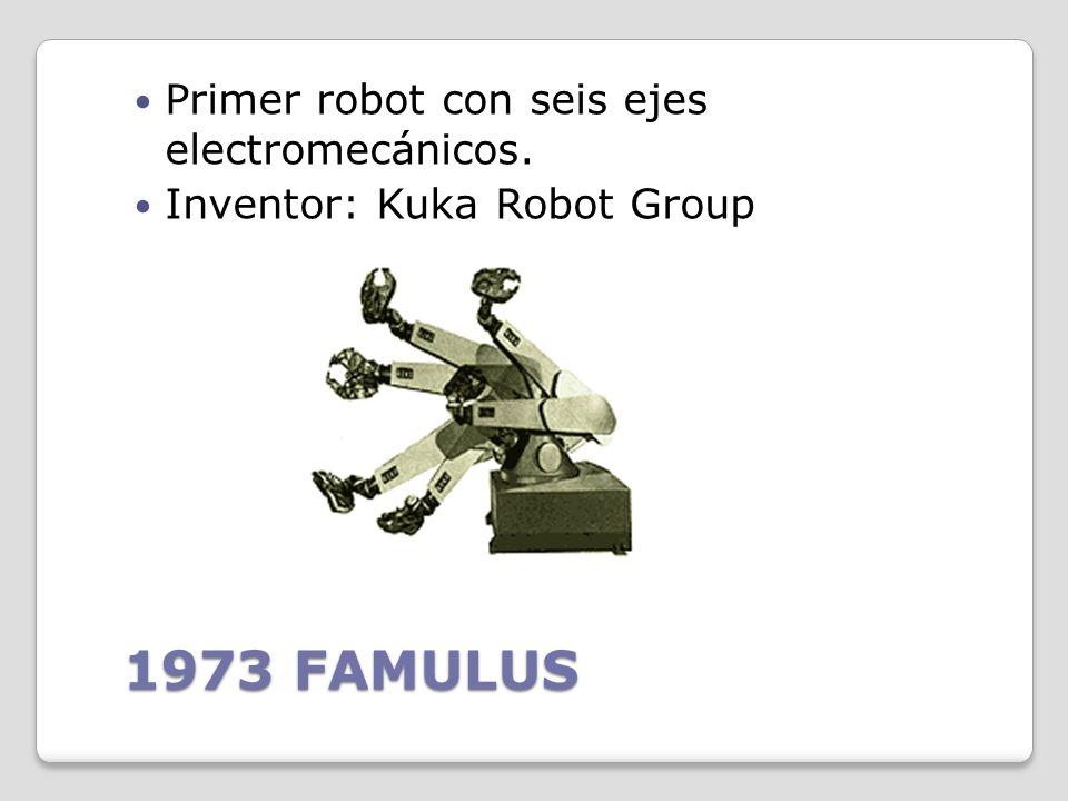 1963 PALLETIZER Primer robot