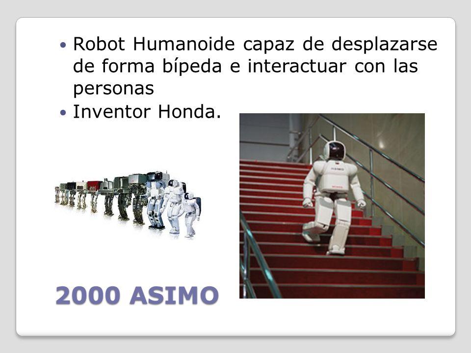 1975 PUMA Brazo manipulador programable universal, un producto de Unimation. Inventor: Victor Scheinman