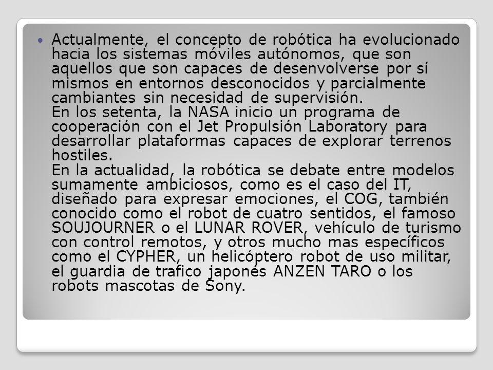 2000 ASIMO Robot Humanoide capaz de desplazarse de forma bípeda e interactuar con las personas Inventor Honda.