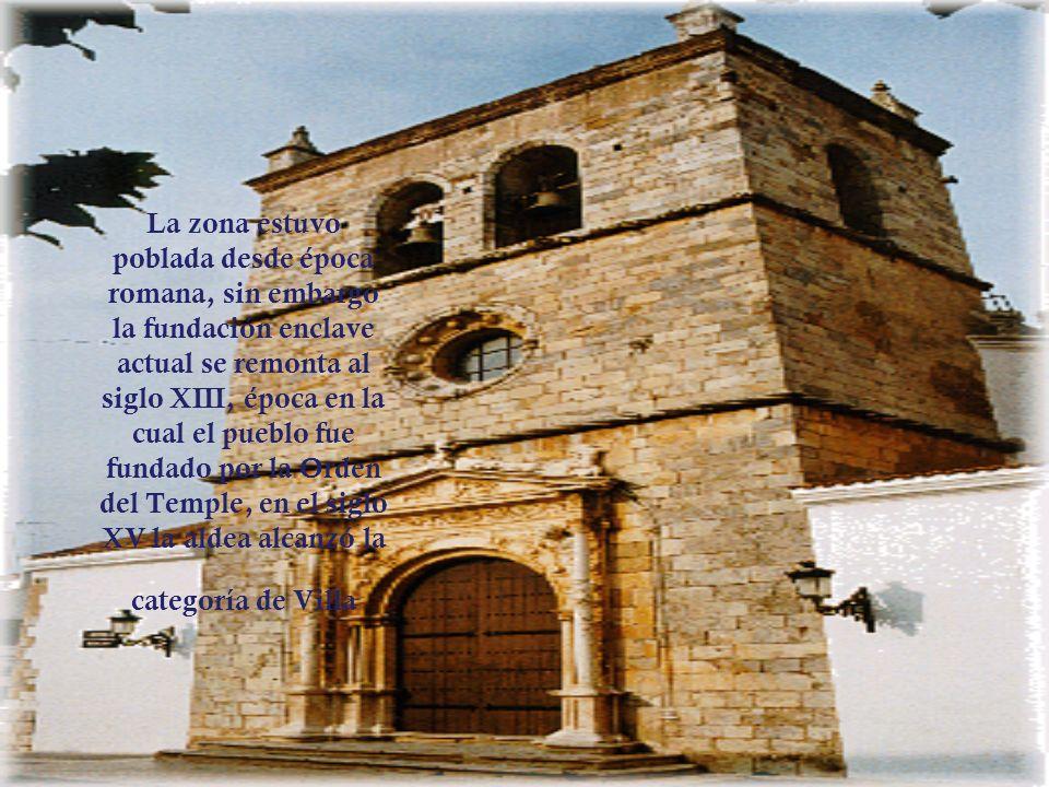 La zona estuvo poblada desde época romana, sin embargo la fundación enclave actual se remonta al siglo XIII, época en la cual el pueblo fue fundado po