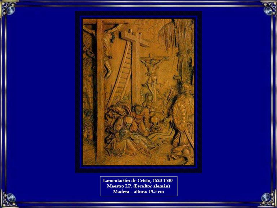 Cabeza de Santa Ana, 1500-1510 Tilman Riemenschneide (1460-1531) Madera - altura: 29 cm