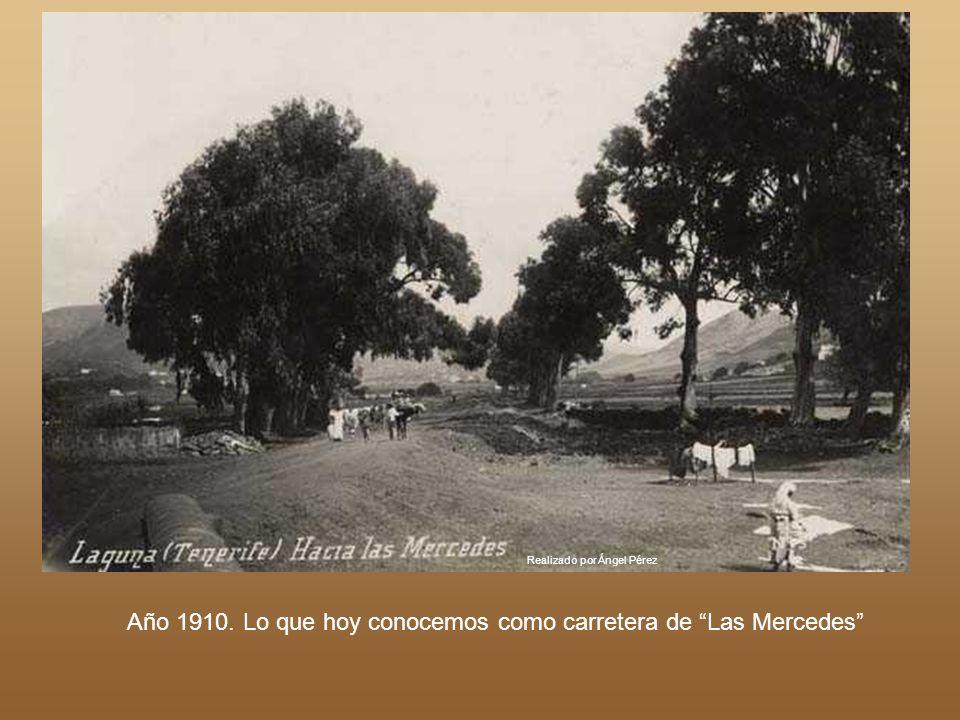 Realizado por Ángel Pérez Año 1925.