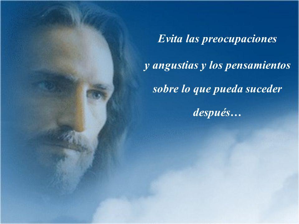 Jesús, yo confío en ti..