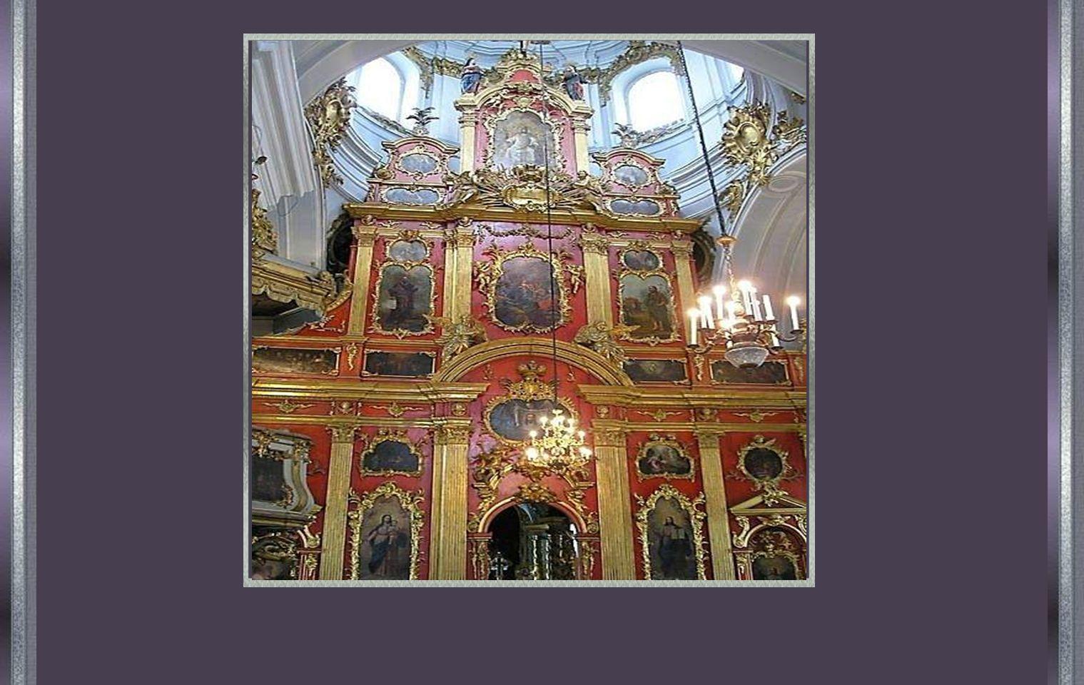 KIEV RUSIA - Iglesia de San Andrés KIEV RUSSIA.- Church of St Andrew