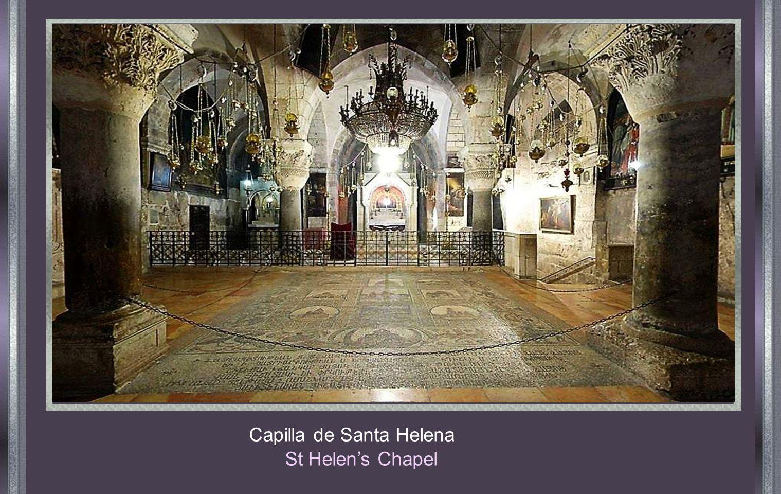 Capilla de Santa Helena St Helens Chapel