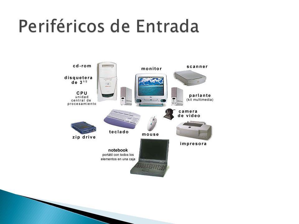 Adecuados para comunicarse con equipos electrónicos, como discos, unidades de cinta, sensores, controladores e impulsores.