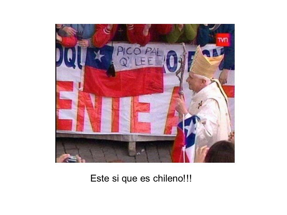 Este si que es chileno!!!