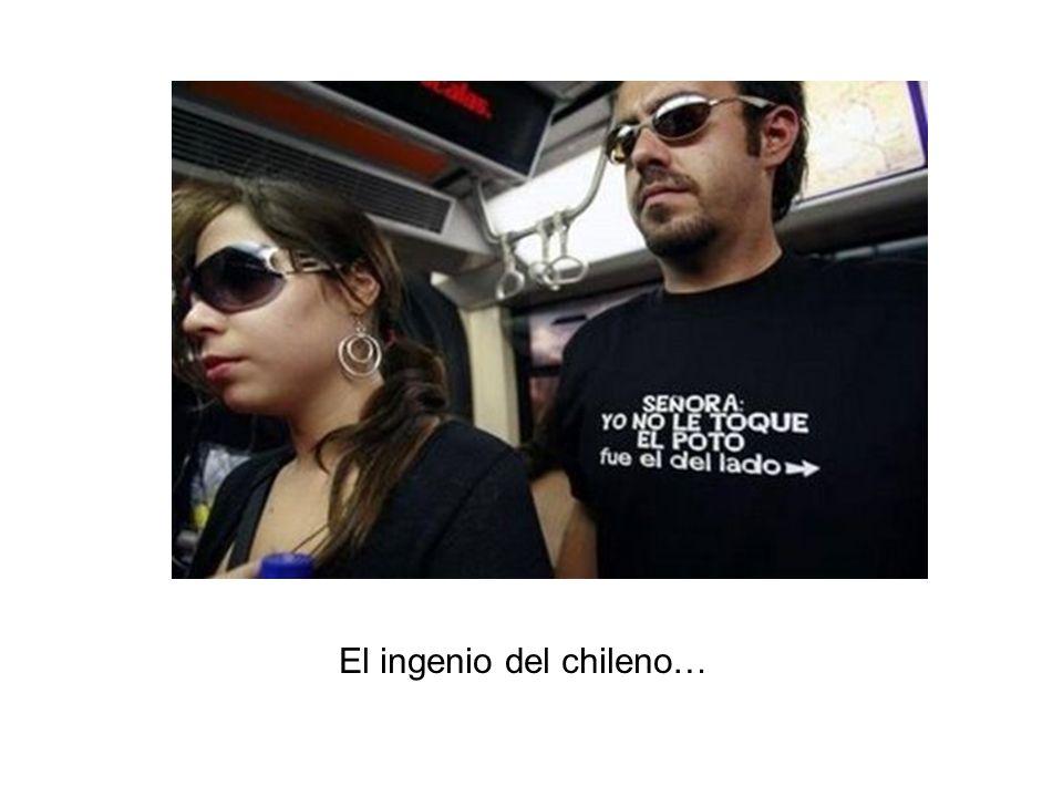 El ingenio del chileno…