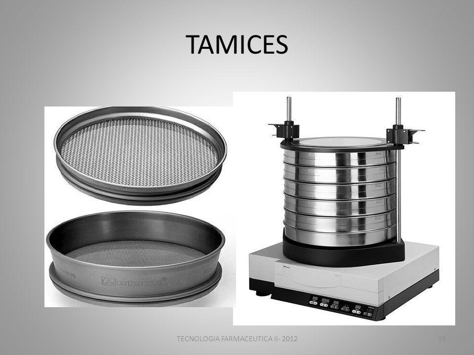 TAMICES TECNOLOGIA FARMACEUTICA II- 201219