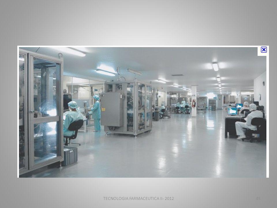 TECNOLOGIA FARMACEUTICA II- 201245