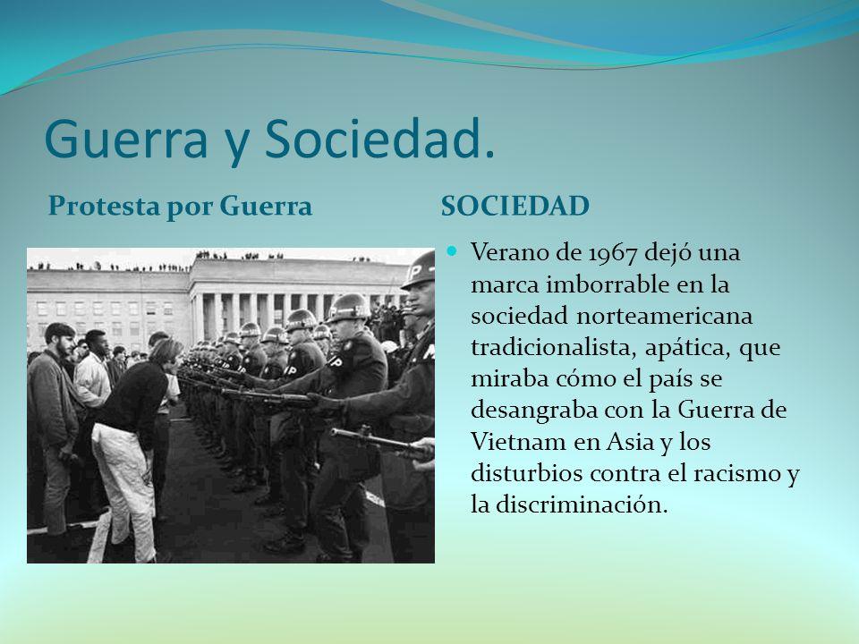 Guerra y Sociedad.