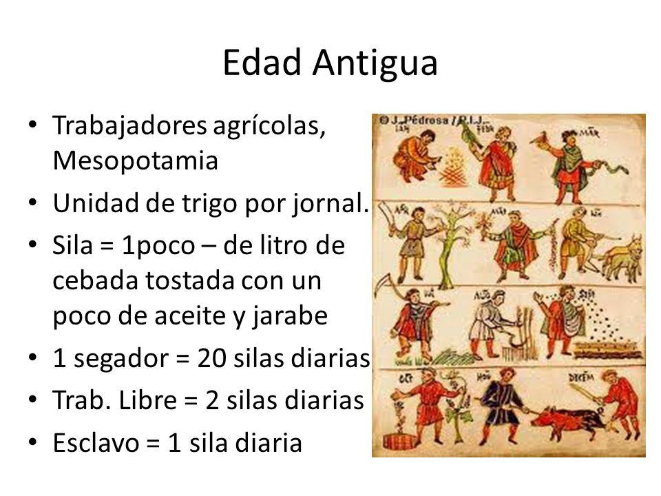 Historia Se pagaba en especie Estos son los primeros indicios del pago, lo que hoy se conoce como sueldo ó salario Saliteras de hostia a roma (500 A.C) via salaria.