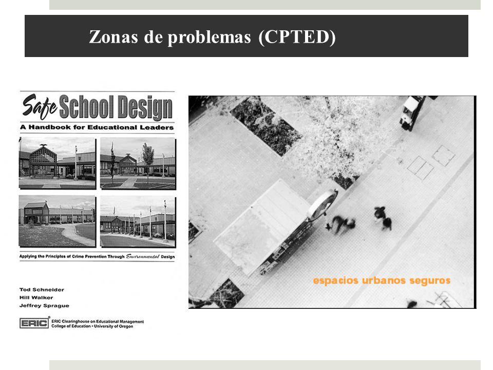 Zonas de problemas (CPTED)