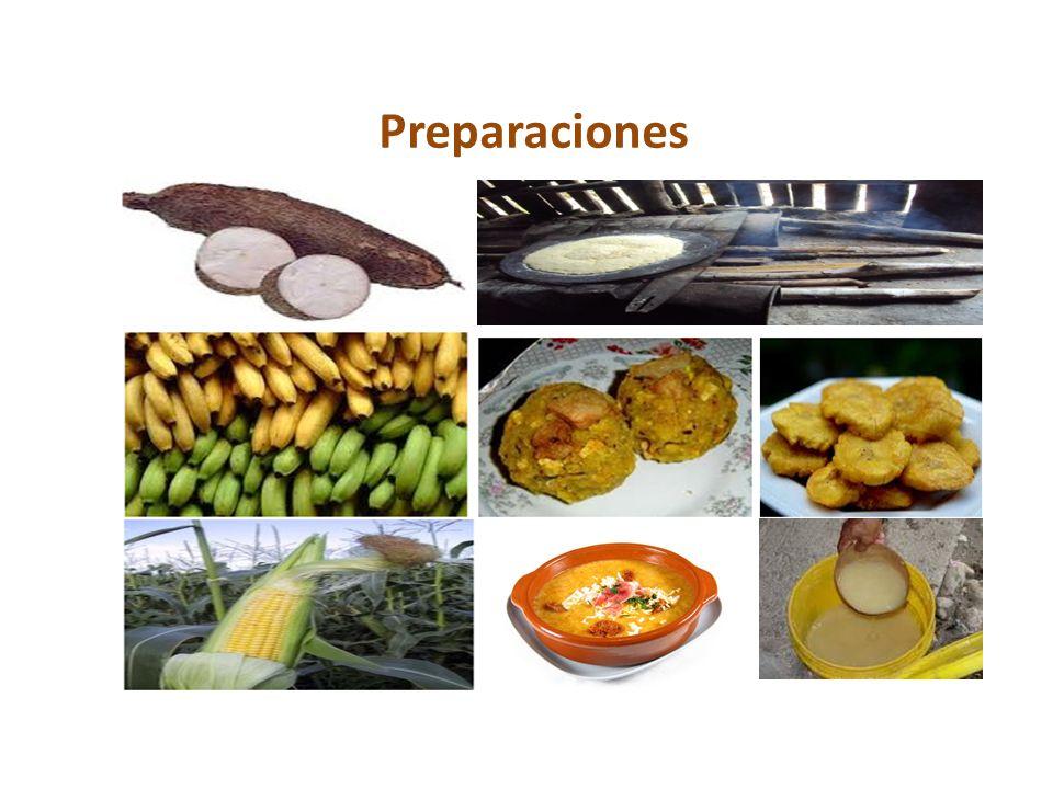 Preparaciones