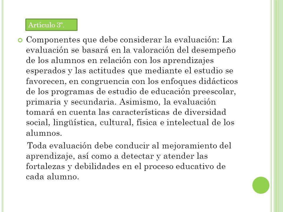 Se registrarán las situaciones que interfieren o pueden favorecer el desempeño del (de la) alumno (a).