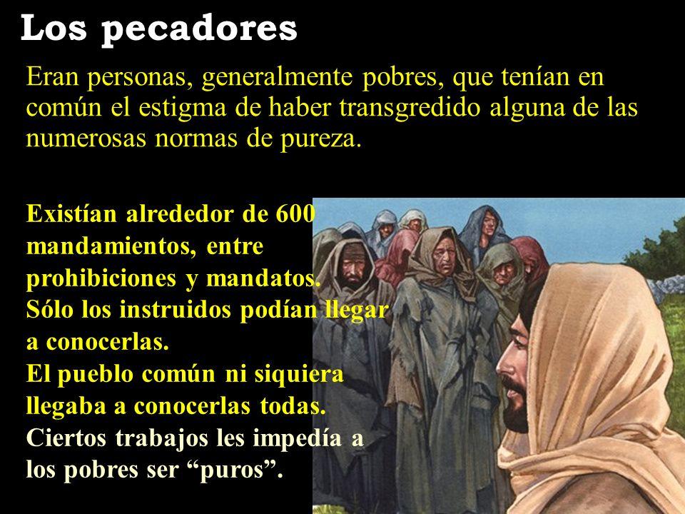 Existían alrededor de 600 mandamientos, entre prohibiciones y mandatos. Sólo los instruidos podían llegar a conocerlas. El pueblo común ni siquiera ll