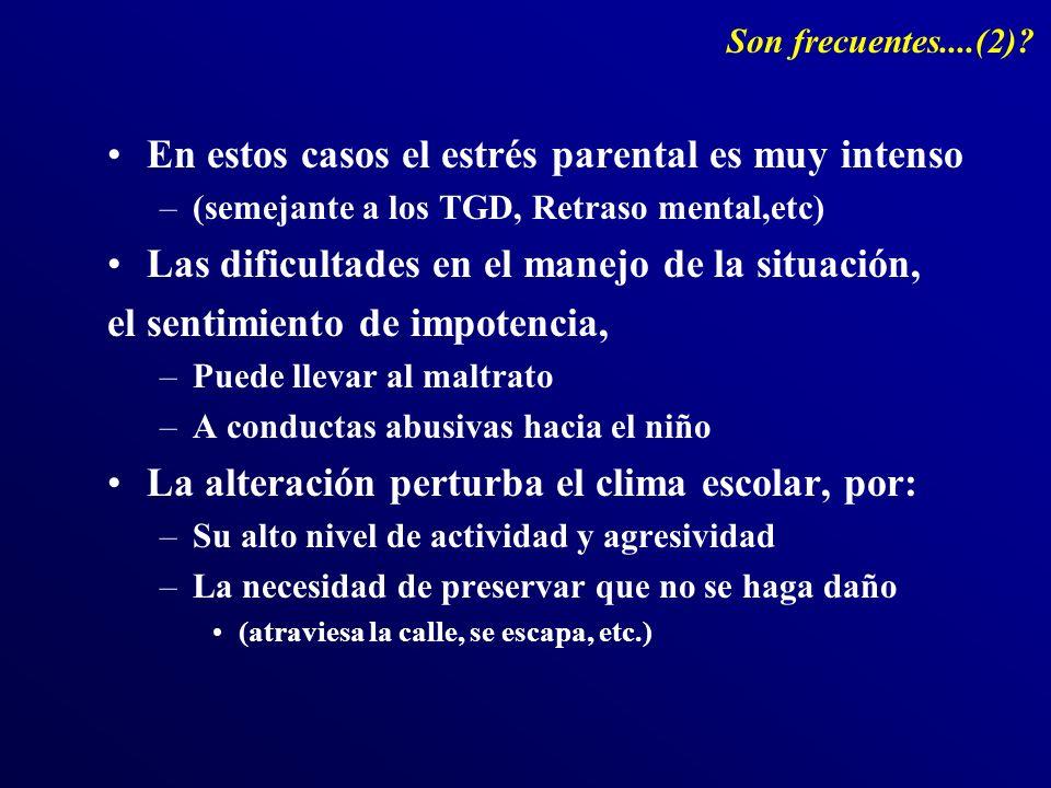 Evaluación diagnóstica del trastorno de conducta preescolar.
