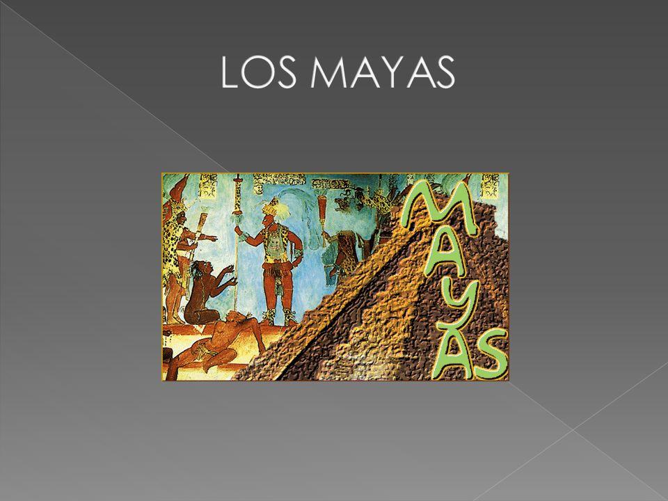 Los mayas creían que el tiempo era circular y lo representaban como una circunferencia