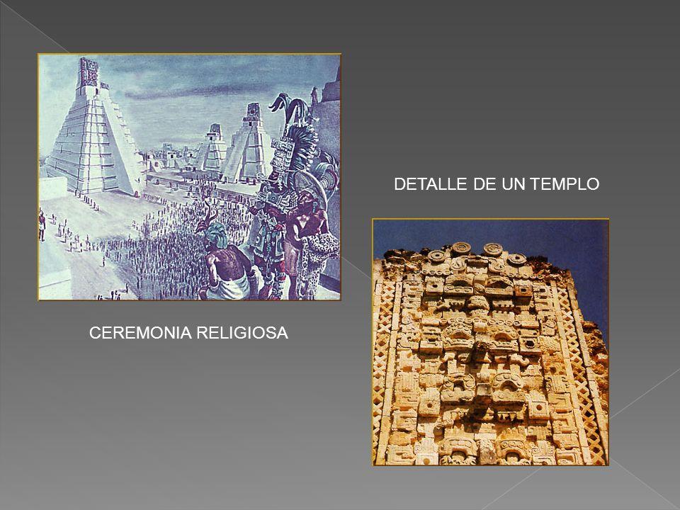 CEREMONIA RELIGIOSA DETALLE DE UN TEMPLO