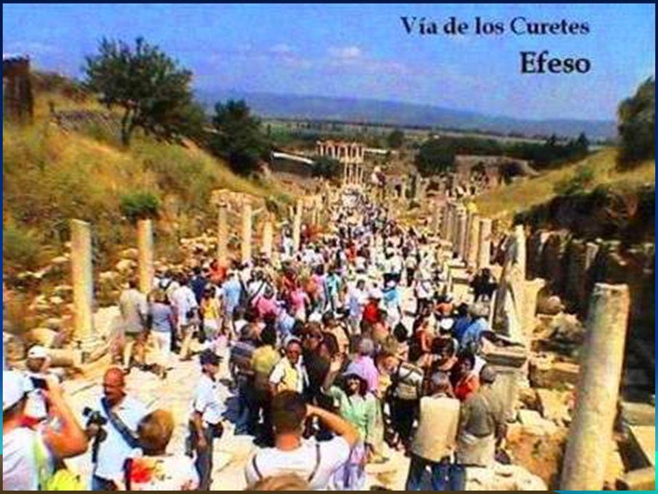 Ruinas de Efeso (Junio 2007) y Afrodisias (Octubre 2008) Turquía JCA 2008