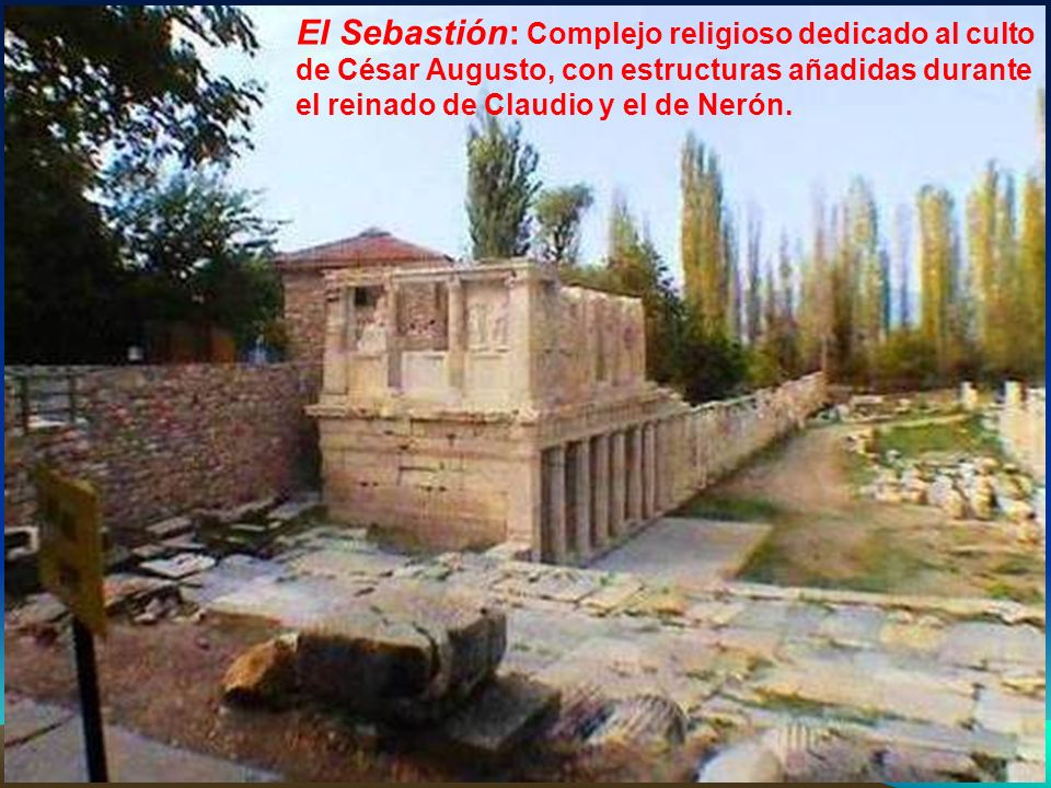 Afrodisias está considerada en las fuentes clásicas como una de las ciudades de Caria.