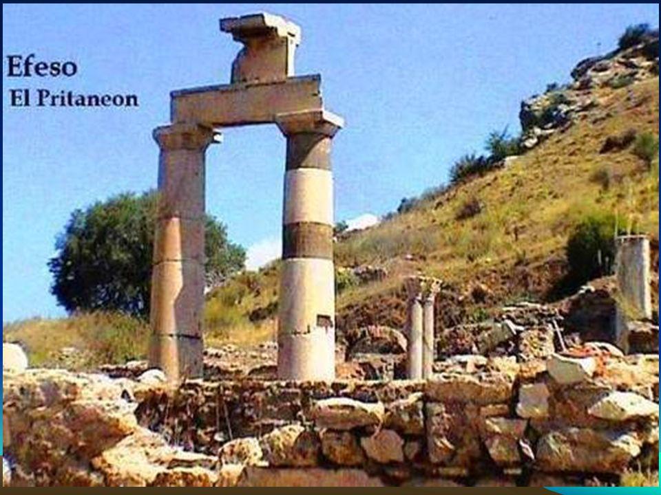 Éfeso se inició en el año 800 a.C.
