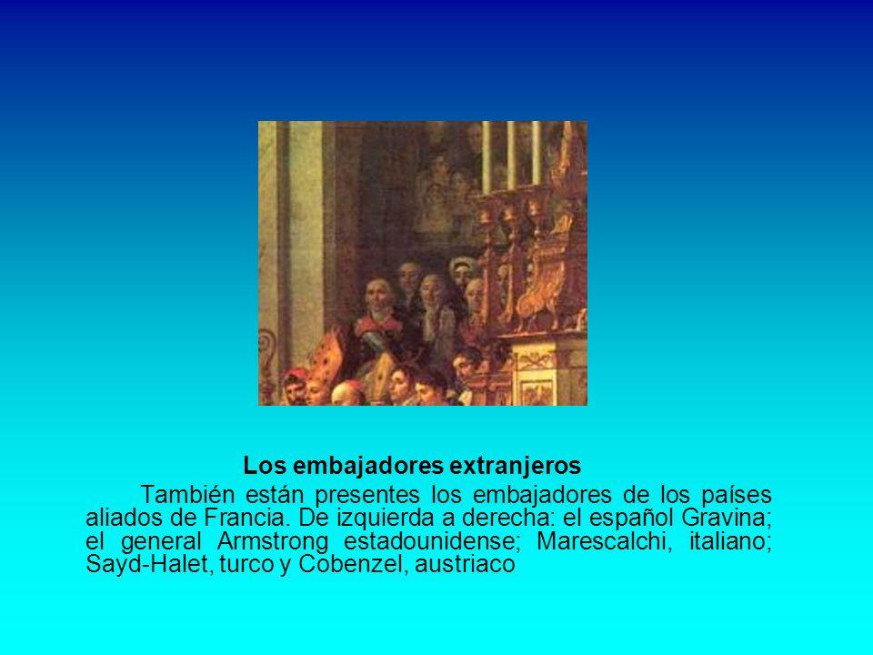 El autor Autorretrato de Jacques-Louis David (tal y como hicieron grandes maestros de la pintura como Velázquez en las Meninas o Goya en el cuadro del