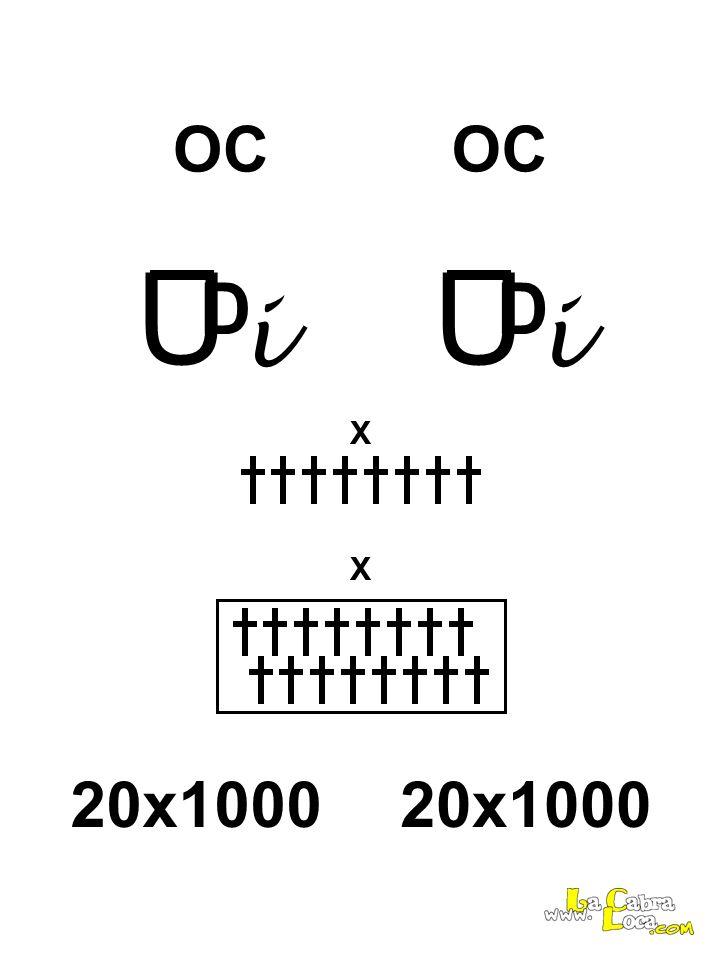 OC U D i U D i X X 20x1000