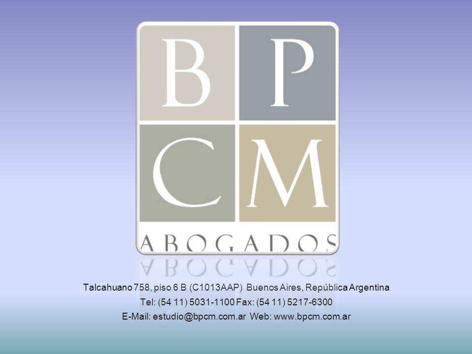Deber de Registro de las Bases Copyright 2013.