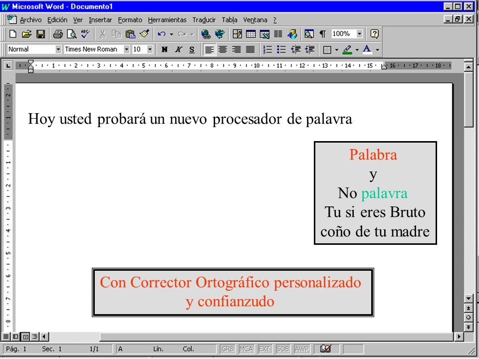 Procesador de palabras YANOMAMY Parecido al Word pero mejorado... Prohibida su copia. Ja Ja Ja s.n.6765544454