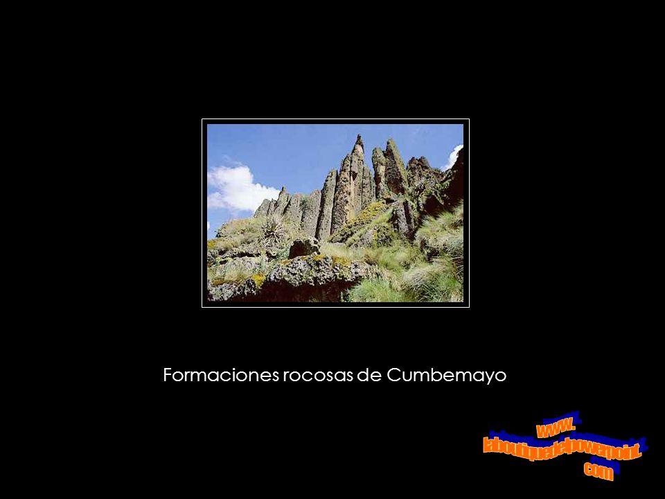 Calle e Iglesia de Cajamarca