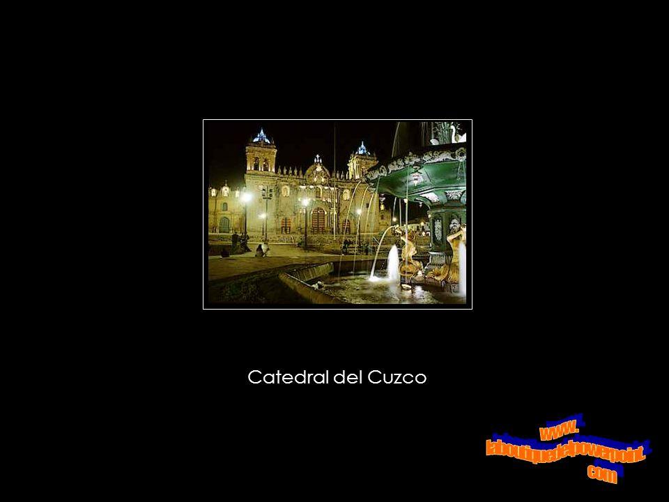Calle Hatum rumiyoc Cuzco