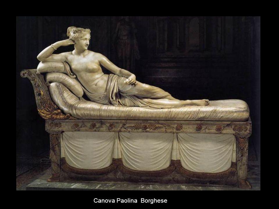 Canova Paolina Borghese