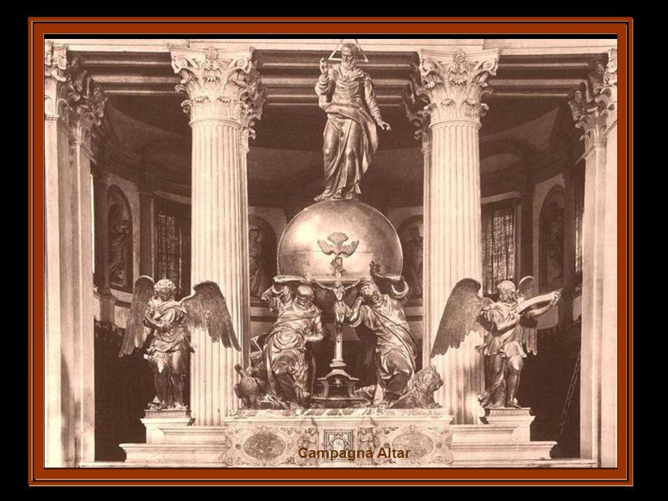 De Corte Altar