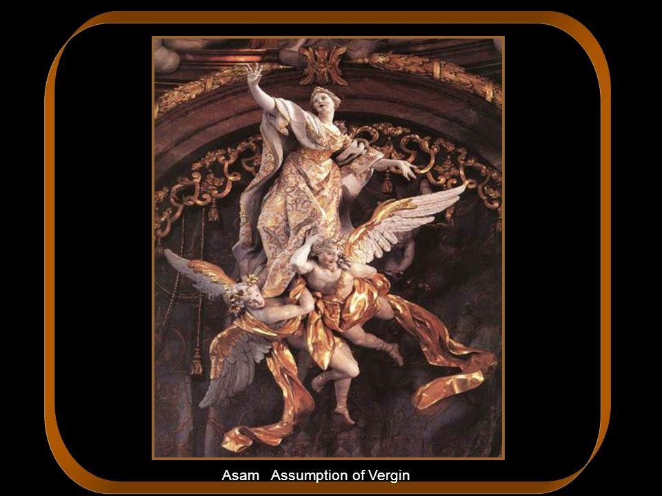 Asam Assumption of Vergin