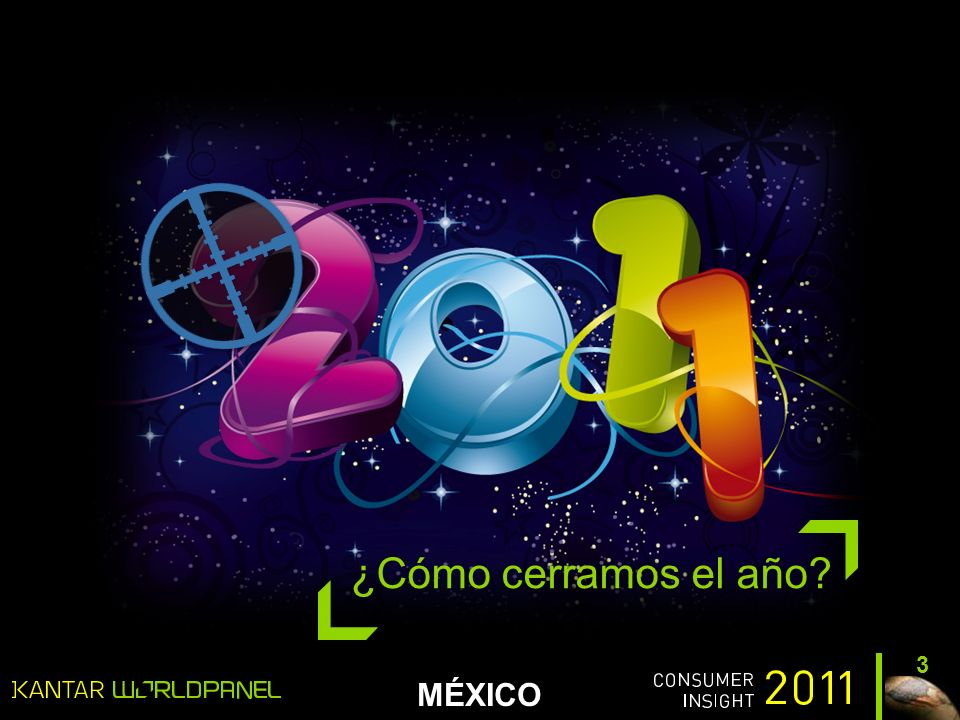 MÉXICO 3 ¿Cómo cerramos el año
