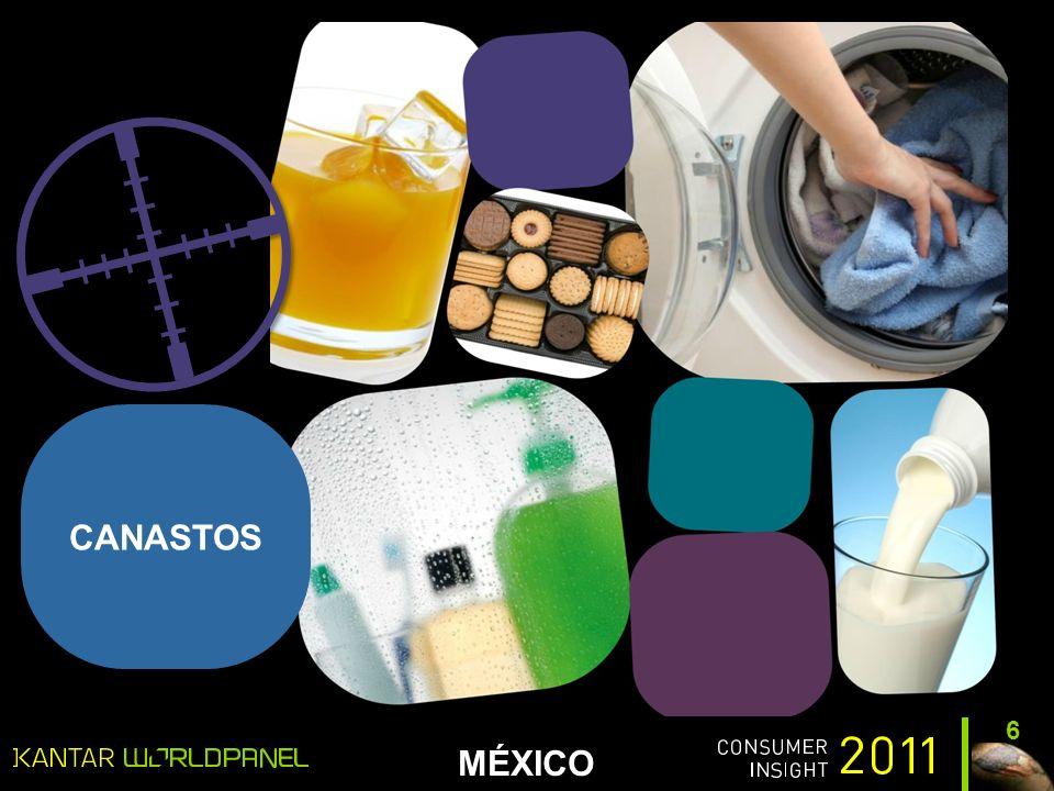 MÉXICO 6 CANASTOS