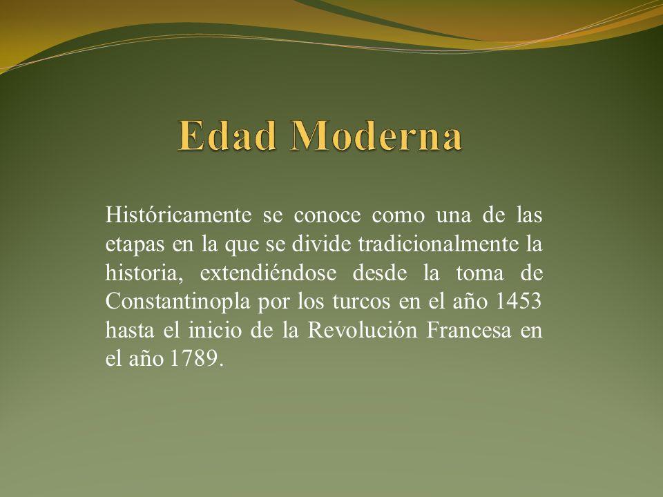 Asignatura: Teoría de la historia. Lic. Rosario Berríos. Tema: La Historia en la Edad Moderna.
