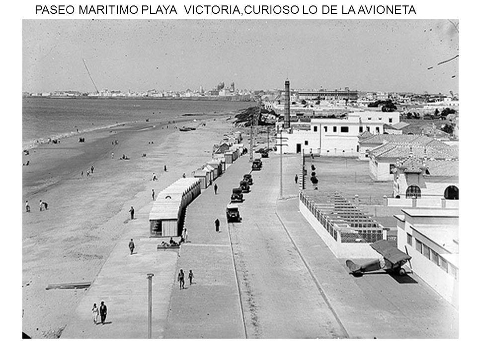 RATO DE PESCA EN EL MUELLE CIUDAD,HOY TOTALMENTE PROHIBIDO