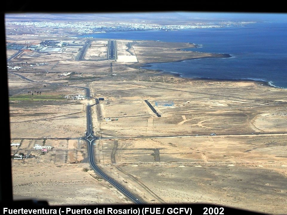 Fuerteventura (- Puerto del Rosario) (FUE / GCFV) 2002