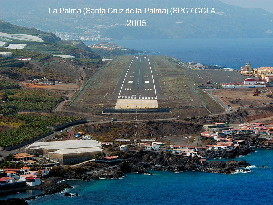 Spantax Douglas DC- 4 MAYO 1968 Gran Canaria (- Las Palmas / Gando))
