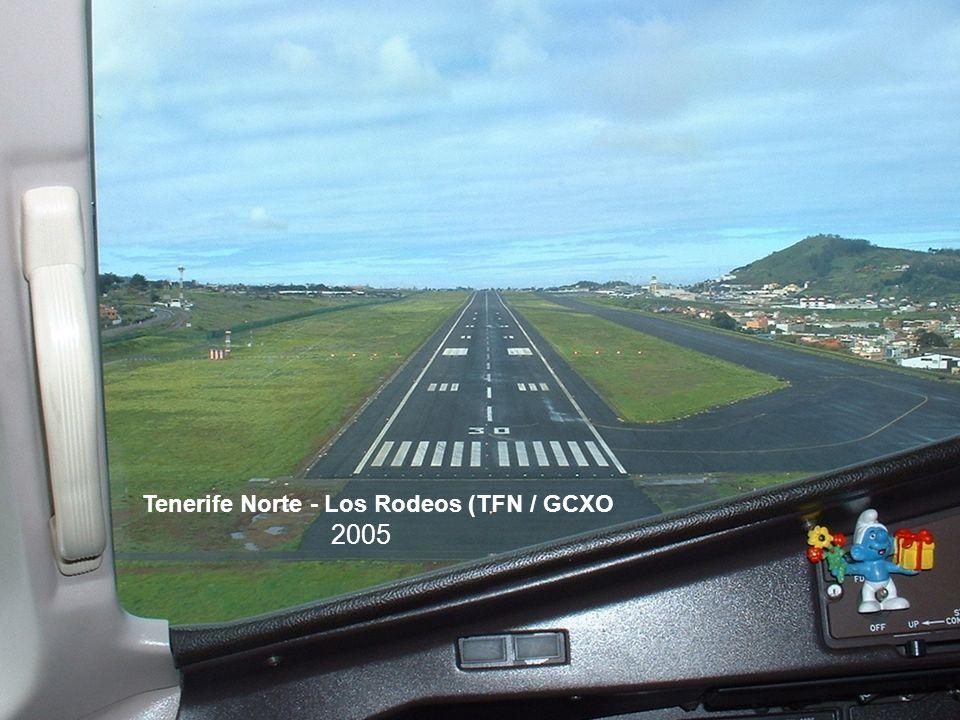 Tenerife Norte - Los Rodeos (TFN / GCXO 2005