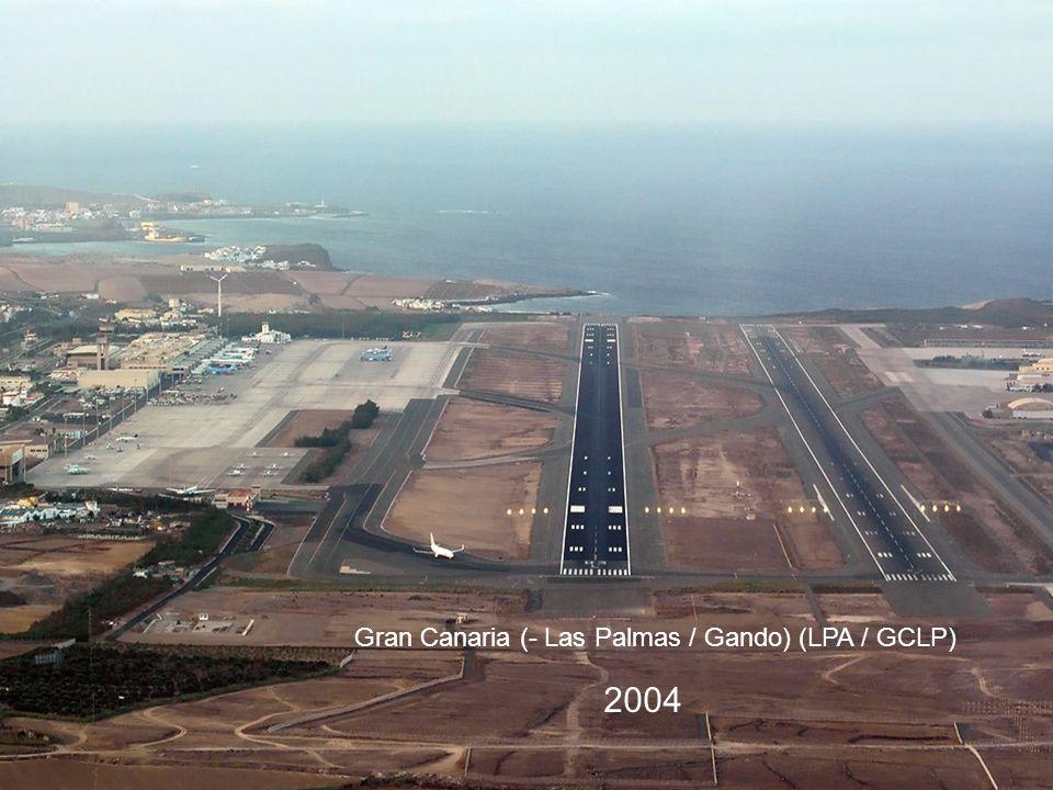 Gran Canaria (- Las Palmas / Gando) (LPA / GCLP) 2004