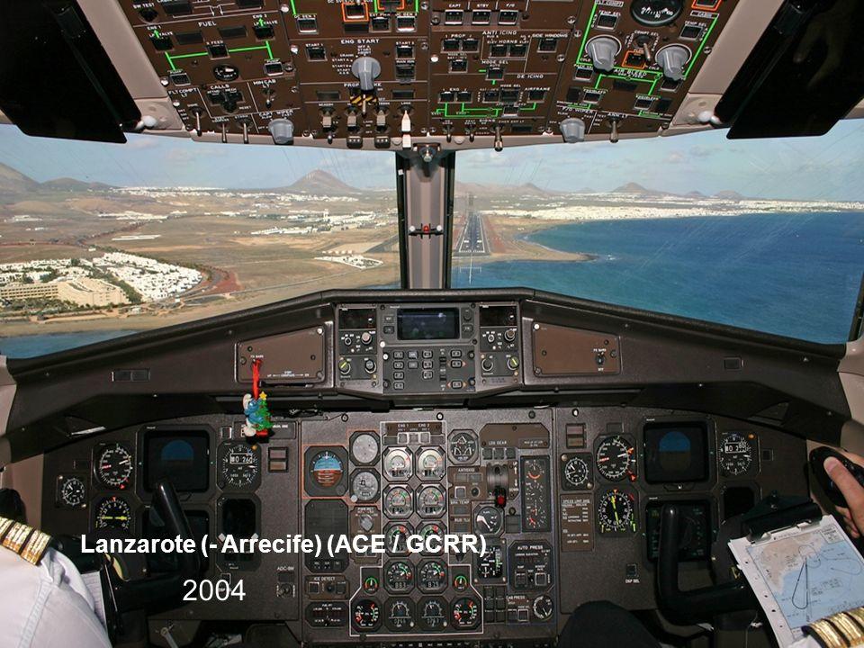 Aviaco McDonnell Douglas MD-88 La Palma (Santa Cruz de la Palma) (SPC / GCLA 1995