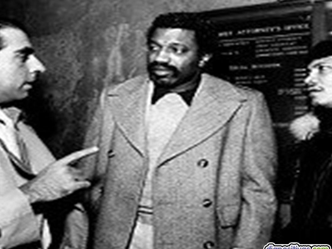 13. GUANTES CON YESO 13. GUANTES CON YESO Panama Lewis, 1983 El boxeo, tan dado a los tongos en los bajos fondos, no podía quedar fuera de este ambien
