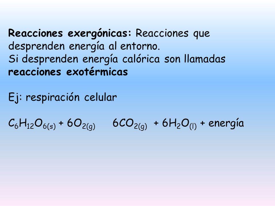 Una reacción química se reconoce por: Emisión de energía luminosa Producción de calor Disolución de un sólido