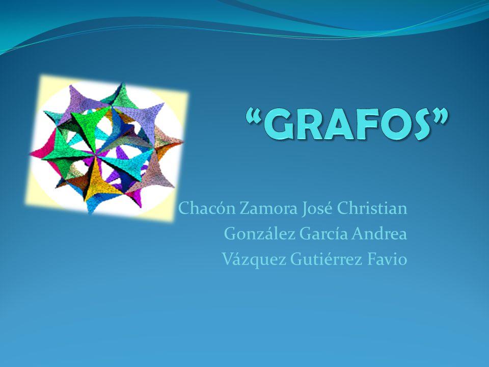 Chacón Zamora José Christian González García Andrea Vázquez Gutiérrez Favio