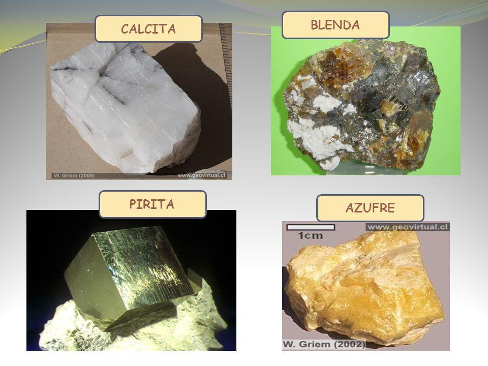 FORMA Cada cristal de un mineral tiene una forma característica llamada HÁBITO Prismático Cúbico Laminar Masivo