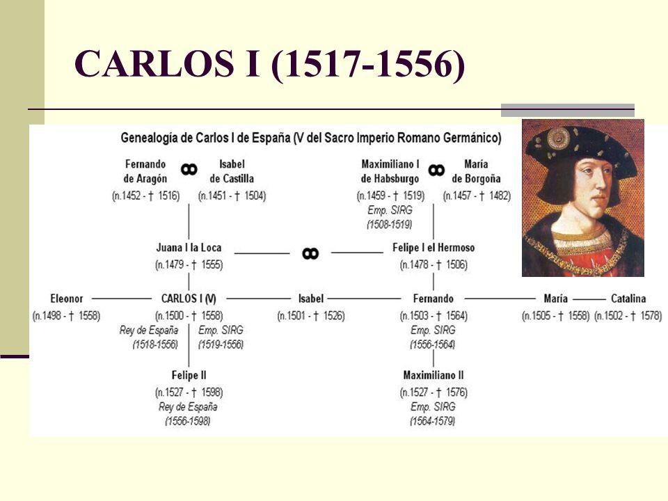 CARLOS I (1517-1556)