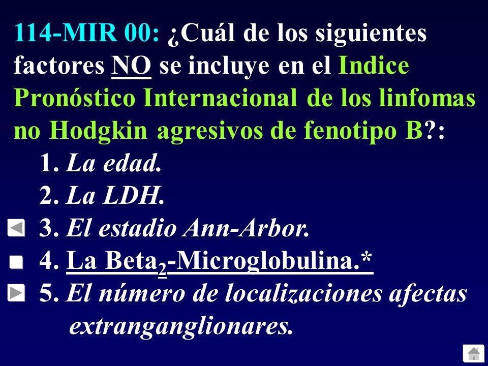113-MIR 00: En relación a la hemoglobinuria paroxística nocturna, señale cuál de las siguientes afirmaciones es FALSA: 1. Es un defecto adquirido. 2.